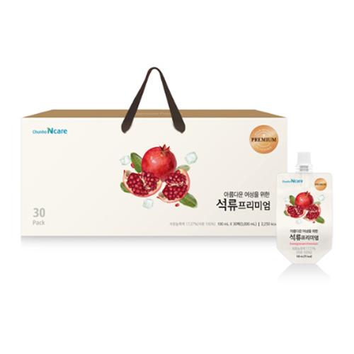 [천호엔케어] 석류 (100ml*30개입)